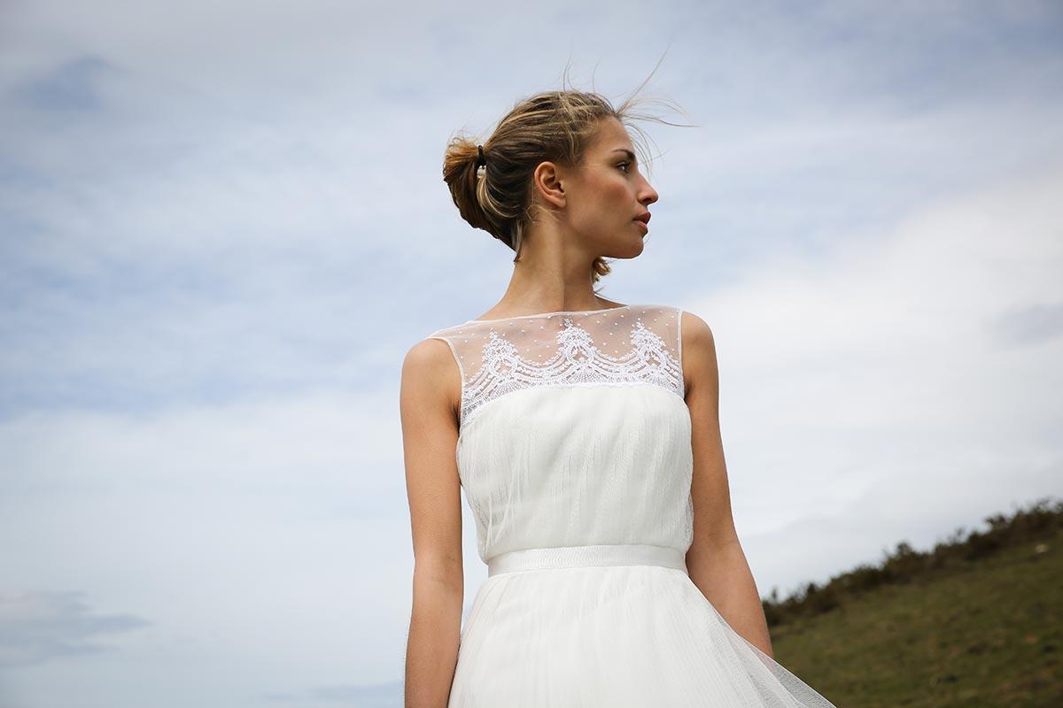 Robe de mariée Marie Laporte