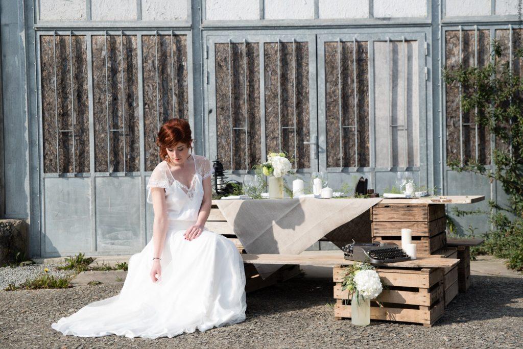 La Sœur de la mariée - Blog Mariage - Mariage industriel
