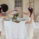 Dîner romantique en tête à tête