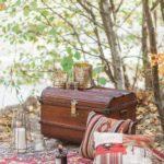 Décoration vintage et kinfolk pour mariage