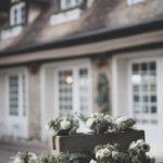 Décoration florale pour un mariage en hiver