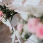 Décoration de mariage chic et romantique