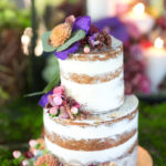 Wedding cake basque