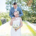 Mariage rétro d'Anthony et Sandy