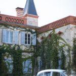Jaguar MK2 1963 au Manoir du Prince