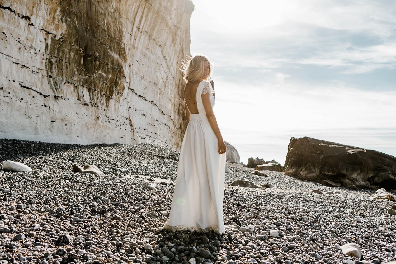 Lorafolk Collection 2019 Robe de mariée Coco