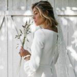 Lorafolk Collection 2019 Robe de mariée Colombine