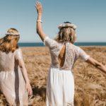 Lorafolk Collection 2019 Robe de mariée Georgette