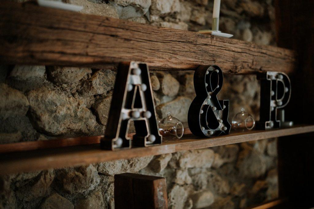decoration-initiales-mariage-indutriel